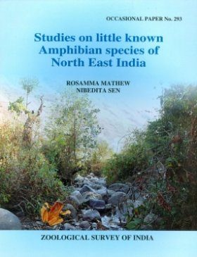 Studies on Little Known Amphibian Species of North East India