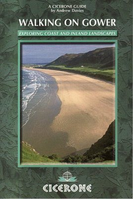 Cicerone Guides: Walking on Gower