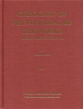 Checklist of Phytoseiidae of the World (Acari: Mesostigmata)