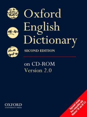 The Oxford English Dictionary on Compact Disc (Windows CD-ROM)