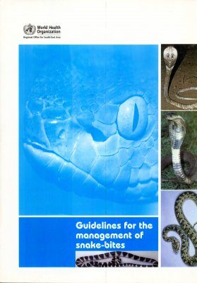 Guidelines for the Management of Snake-bites