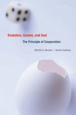 Evolution, Games, and God