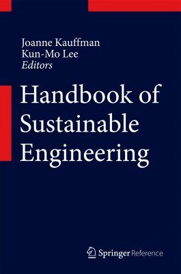 Handbook of Sustainable Engineering (2-Volume Set)