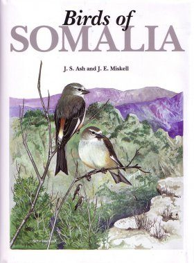 Birds of Somalia