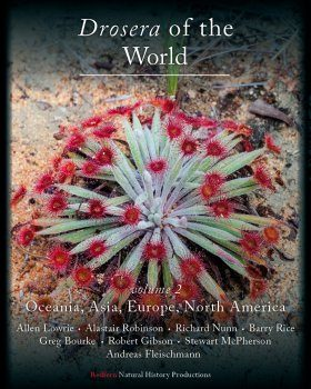 Drosera of the World, Volume 2: Oceania, Asia, Europe, North America