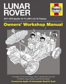 Lunar Rover Owner's Workshop Manual