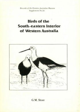 Birds of the South-Eastern Interior of Western Australia