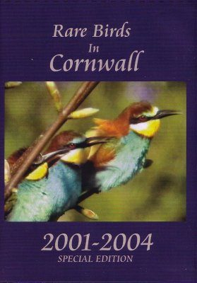 Rare Birds in Cornwall 2001-2004 - Special Edition (All Regions) (2DVD)