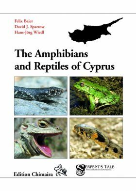 The Amphibians and Reptiles of Cyprus