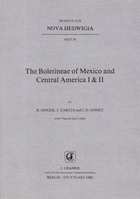 The Boletineae of Mexico and Central America I & II