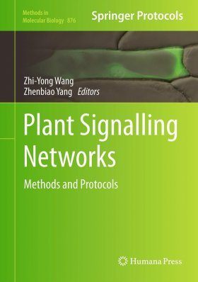 Plant Signalling Networks