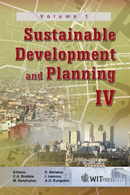 Sustainable Development and Planning IV, Volume 1