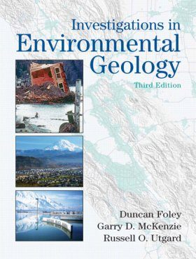 Environmental Geology Book
