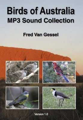 Birds of Australia - MP3 sound collection