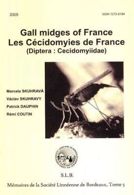 Gall Midges of France / Les Cécidomyies de France (Diptera: Cecidomyiidae)