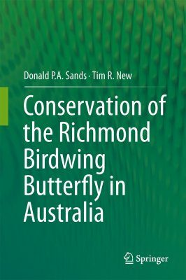 Conservation of the Richmond Birdwing Butterfly in Australia