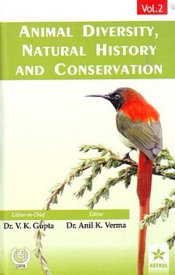Animal Diversity, Natural History and Conservation (3-Volume Set)