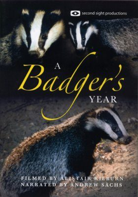 A Badger's Year (All Regions)