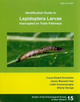 Identification Guide to Lepidoptera Larvae Intercepted on Trade Pathways