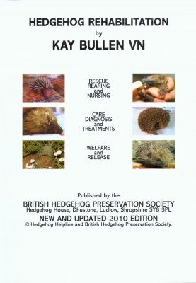 Hedgehog Rehabilitation