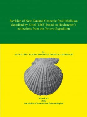 Revision of New Zealand Cenozoic fossil Mollusca described by Zittel (1865) based on Hochstetter's collections from the Novara Expedition