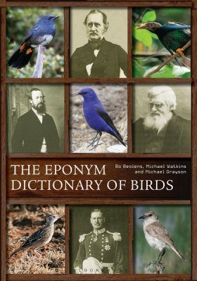 The Eponym Dictionary of Birds