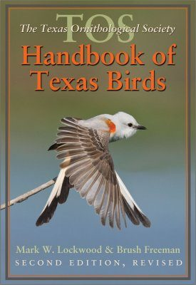 The TOS Handbook of Texas Birds
