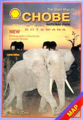 The Shell Map of Chobe National Park