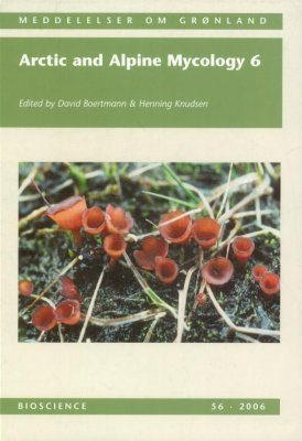 The Journal of the Finnish Mycological Society