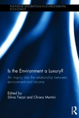 Is the Environment a Luxury?