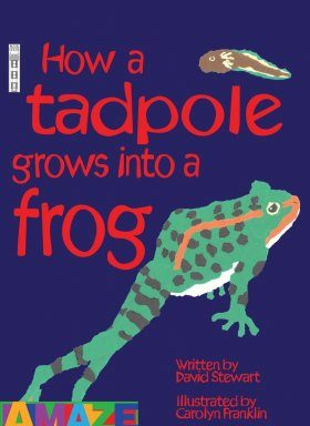 How a Tadpole Grows into a Frog