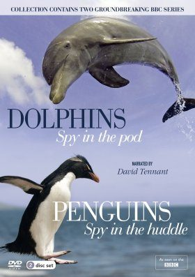 Penguins and Dolphins: The Spy Collection (Region 2)