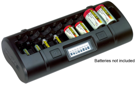 Maha Multi-Cell Battery Charger (MH-C808M)
