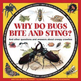 Why Do Bugs Bite and Sting?