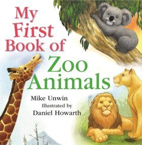 My First Book of Zoo Animals