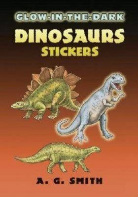 Glow-in-the-Dark Dinosaurs Stickers