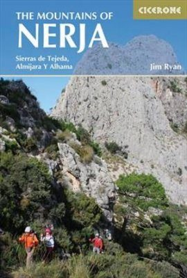 Cicerone Guides: The Mountains of Nerja
