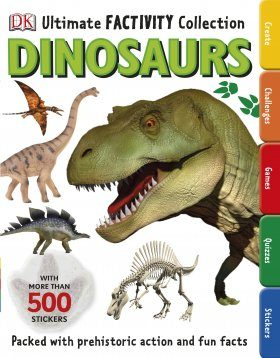 Ultimate Factivity Collection: Dinosaur