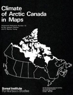 Climate of Arctic Canada in Maps
