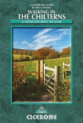 Cicerone Guides: Walking in the Chilterns