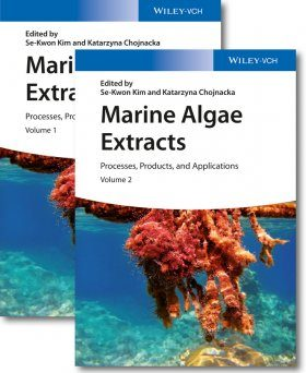 Marine Algae Extracts (2-Volume Set)