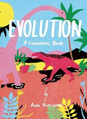 Evolution: A Colouring Book
