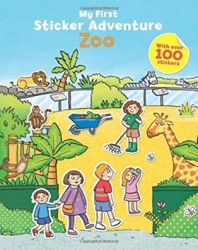 My First Sticker Adventure: Zoo