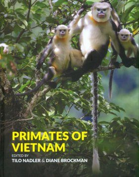 Primates of Vietnam