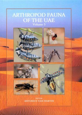 Arthropod Fauna of the UAE, Volume 5