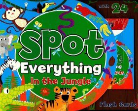 Spot Everything Book: Jungle