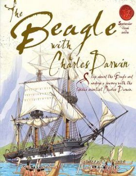 Spectacular Visual Guides: The Beagle (with Charles Darwin)