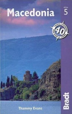 Bradt Travel Guide: Macedonia