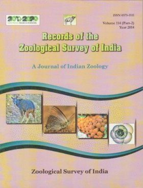 Records of the Zoological Survey of India: A Journal of Indian Zoology: Volume 114, Part 2