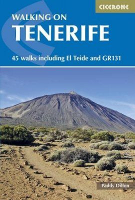 Cicerone Guides: Walking on Tenerife